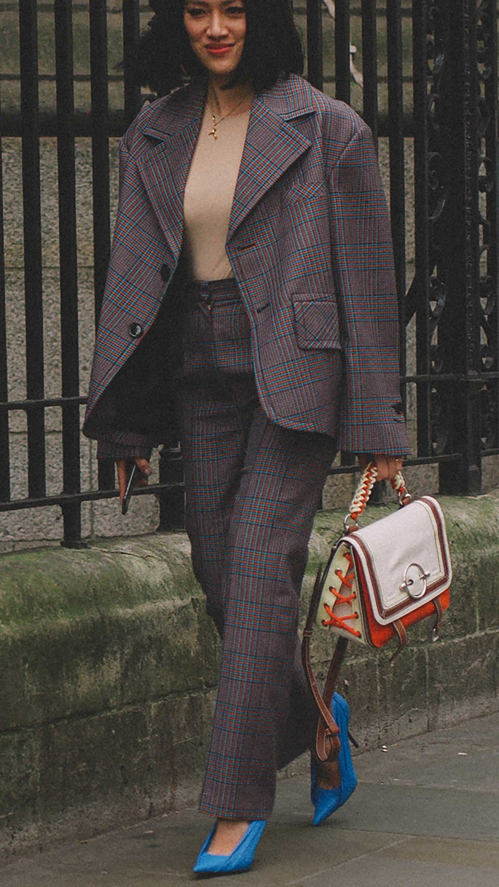 Best outfits of London Fashion Week street style day three LFW FW19 24.jpg