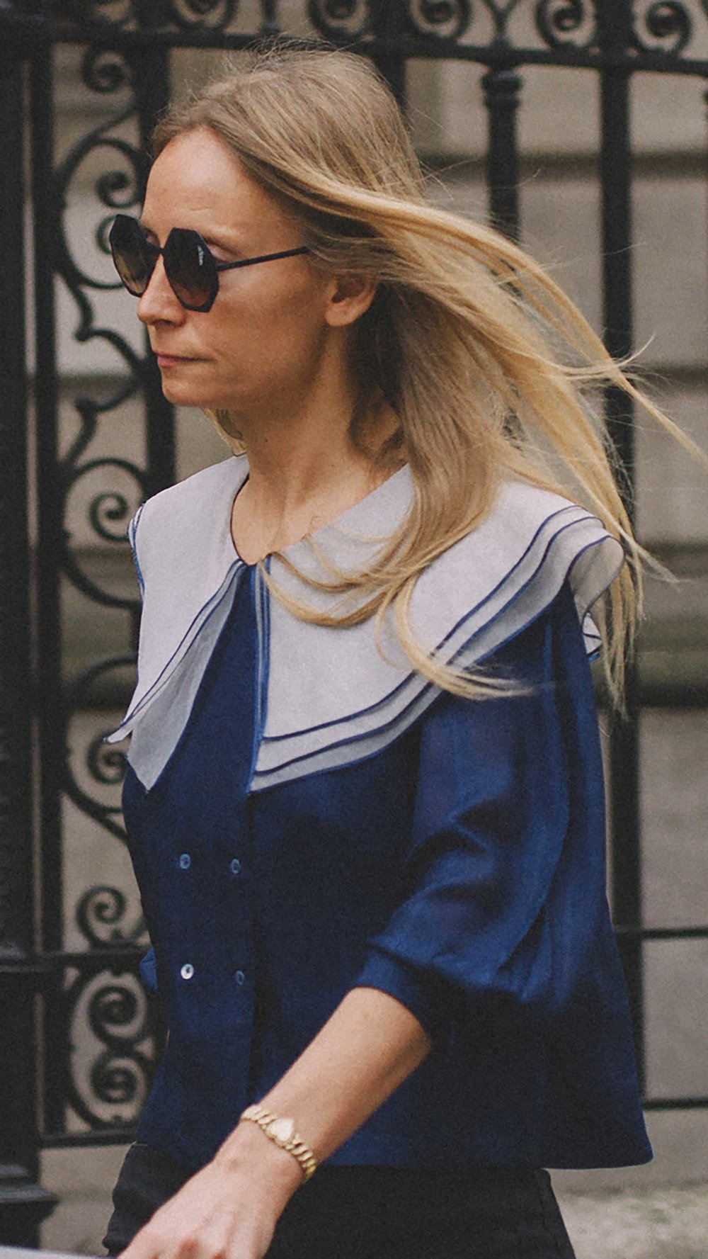 Best outfits of London Fashion Week street style day three LFW FW19 16.jpg