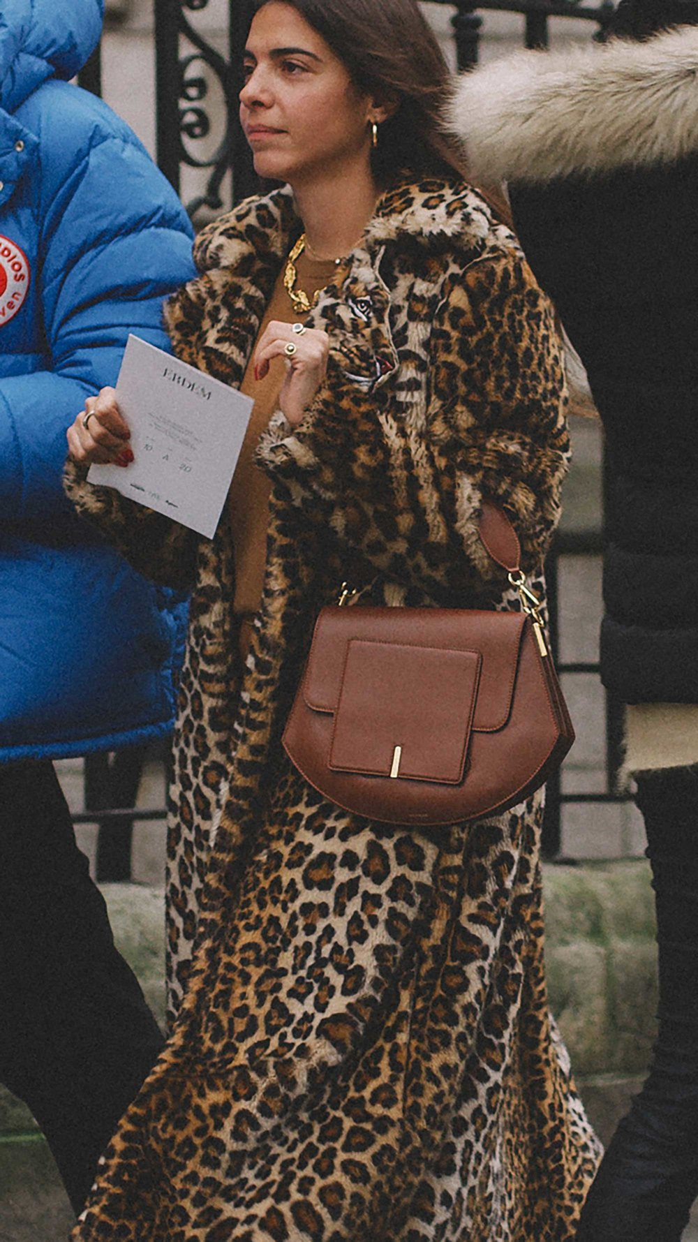 Best outfits of London Fashion Week street style day three LFW FW19 15.jpg