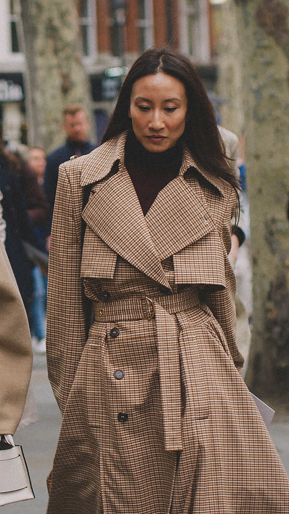 Best outfits of London Fashion Week street style day three LFW FW19 14.jpg
