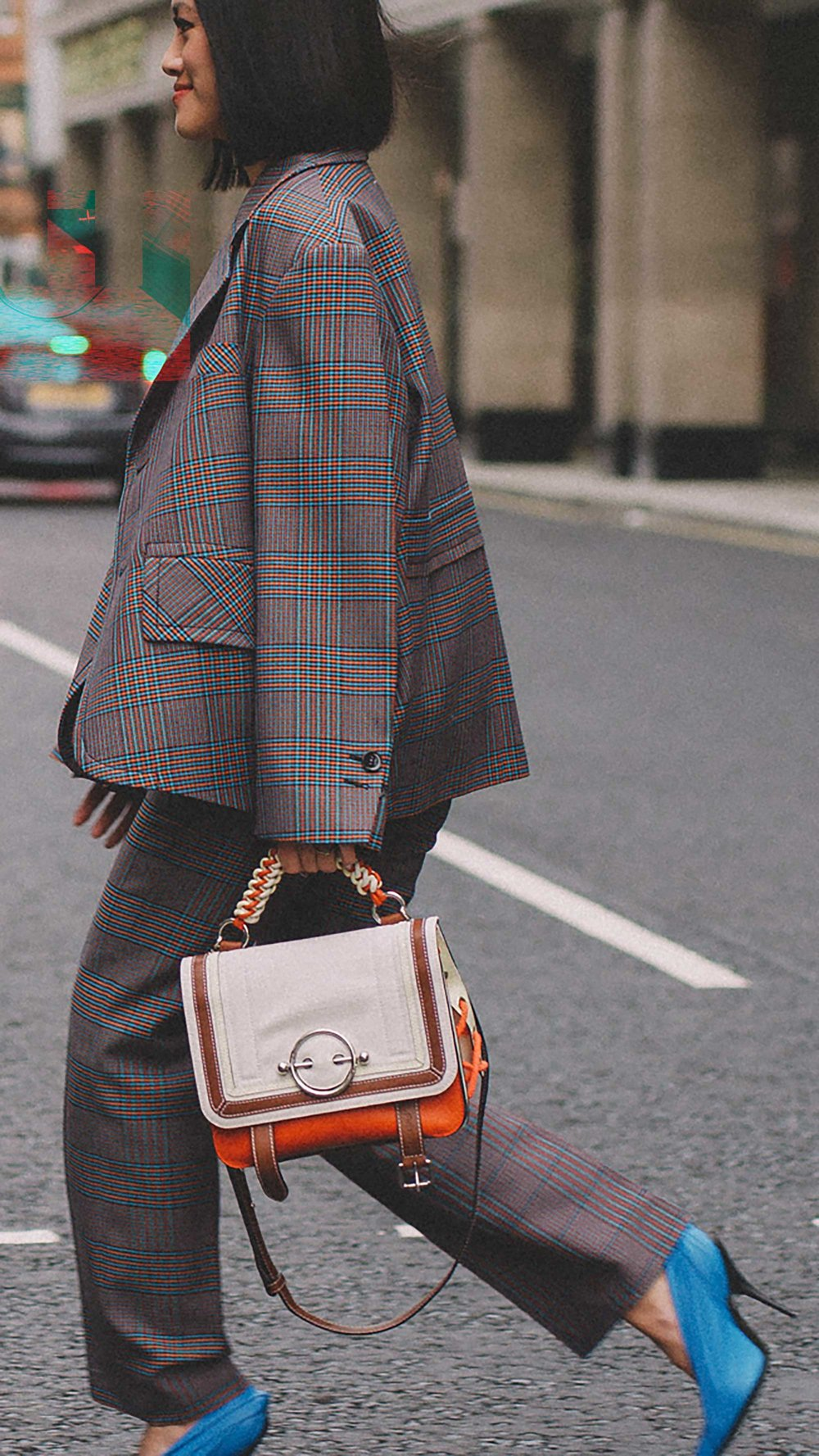 Best outfits of London Fashion Week street style day three LFW FW19 7.jpg