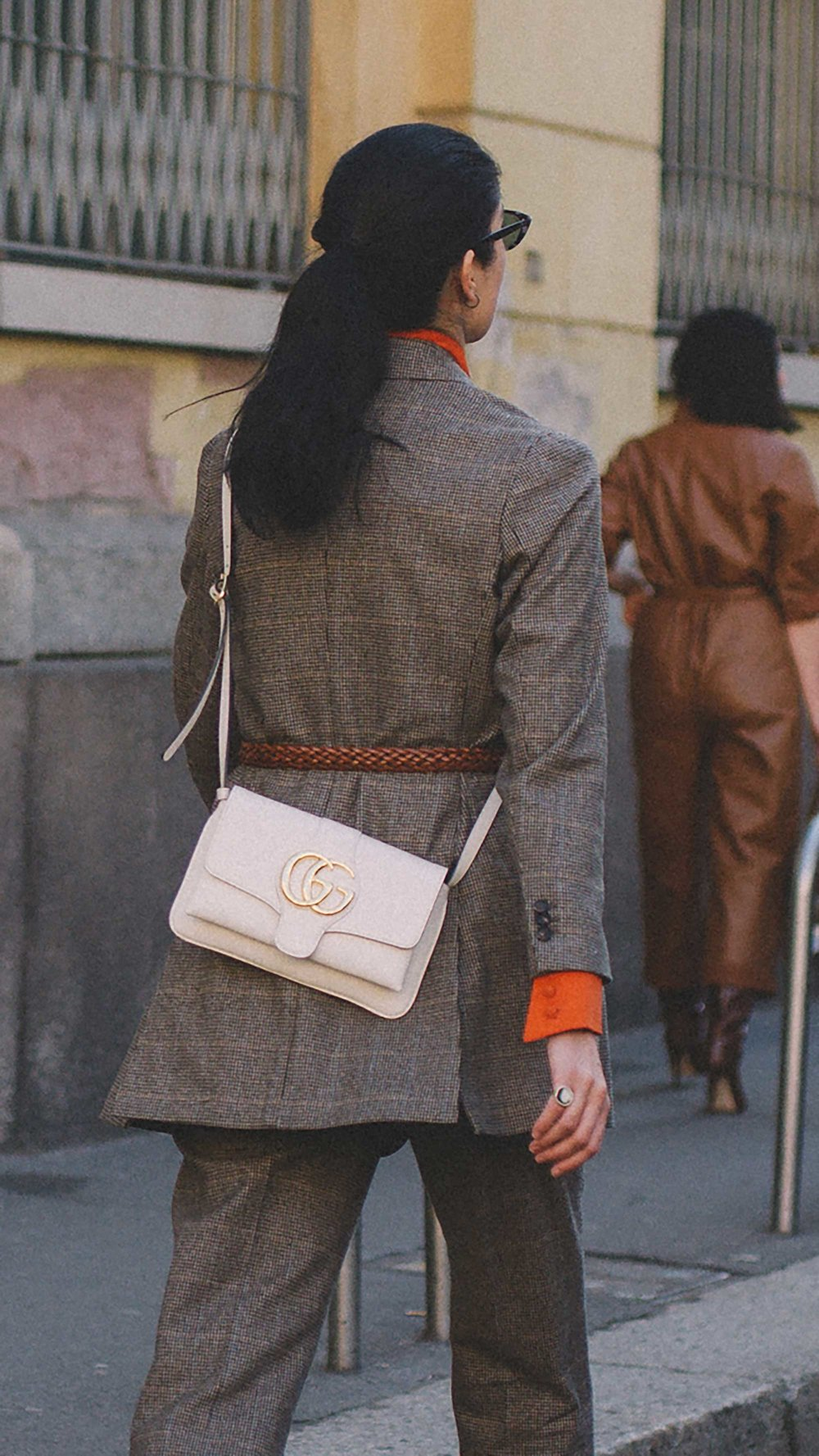 est outfits of Milan Fashion Week street style day two MFW FW19 78.jpg
