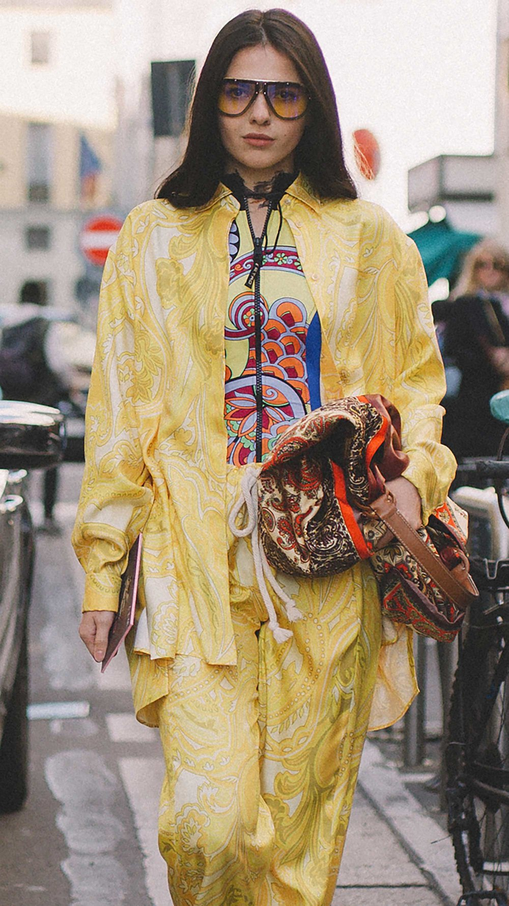 est outfits of Milan Fashion Week street style day two MFW FW19 76.jpg