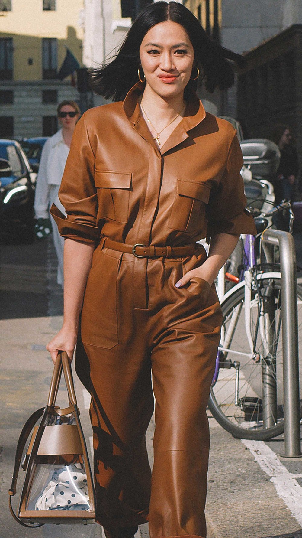 est outfits of Milan Fashion Week street style day two MFW FW19 64.jpg