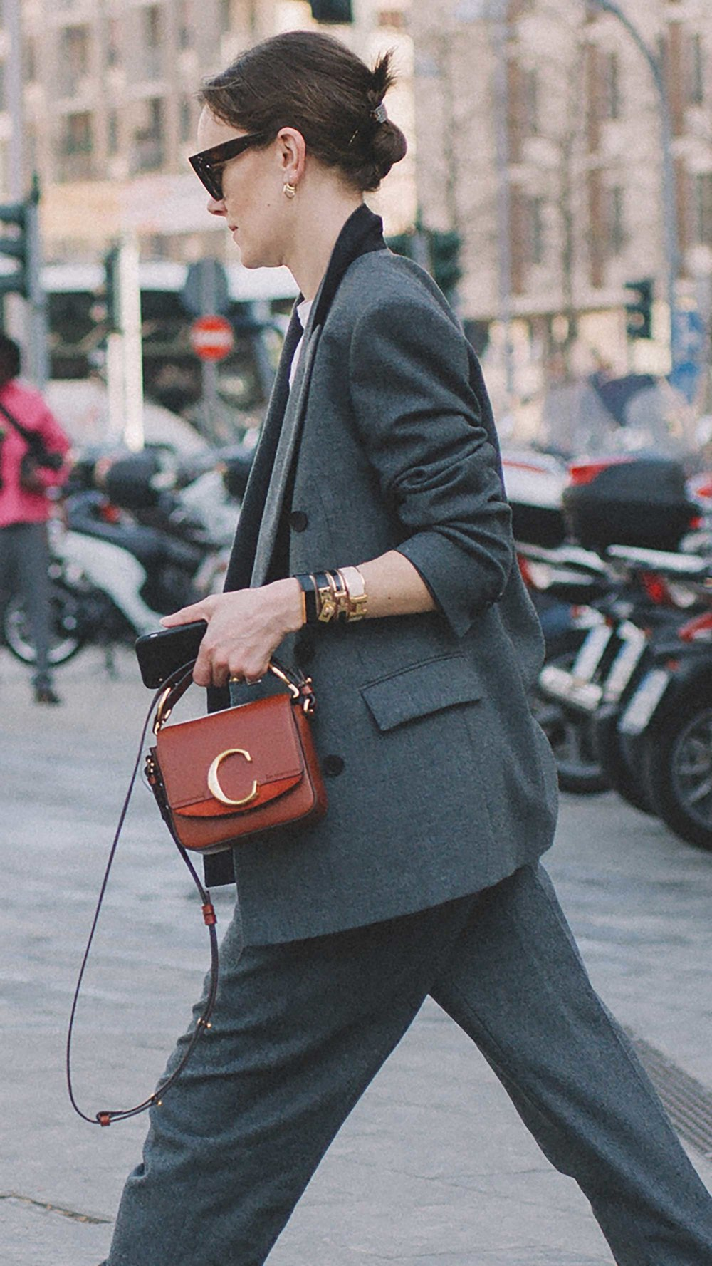 est outfits of Milan Fashion Week street style day two MFW FW19 49.jpg