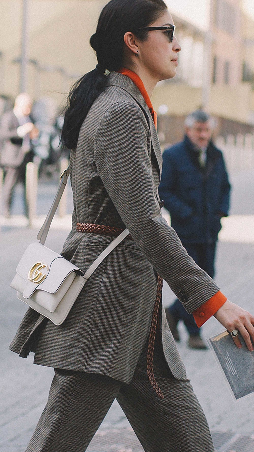 est outfits of Milan Fashion Week street style day two MFW FW19 48.jpg