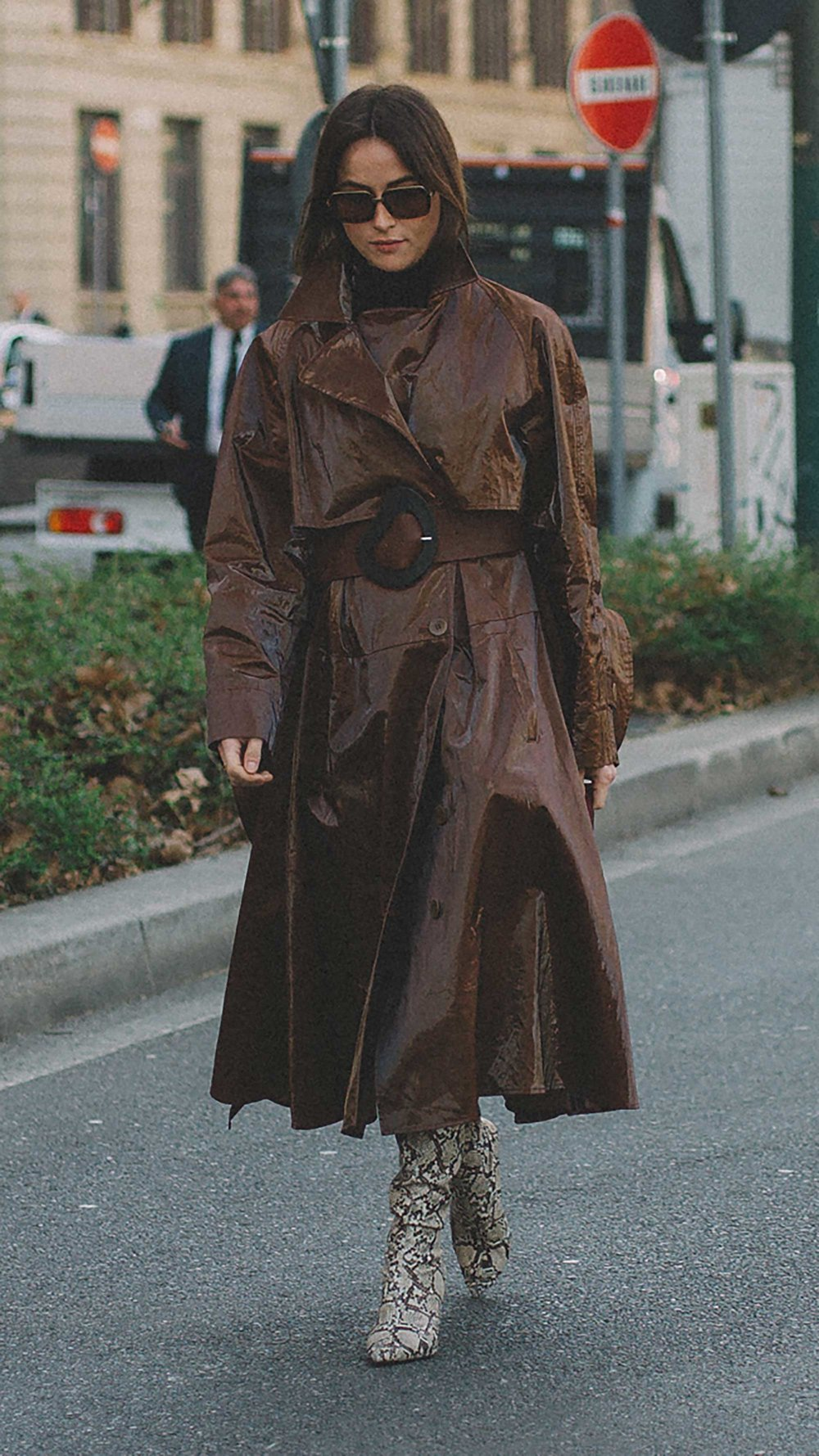 est outfits of Milan Fashion Week street style day two MFW FW19 39.jpg