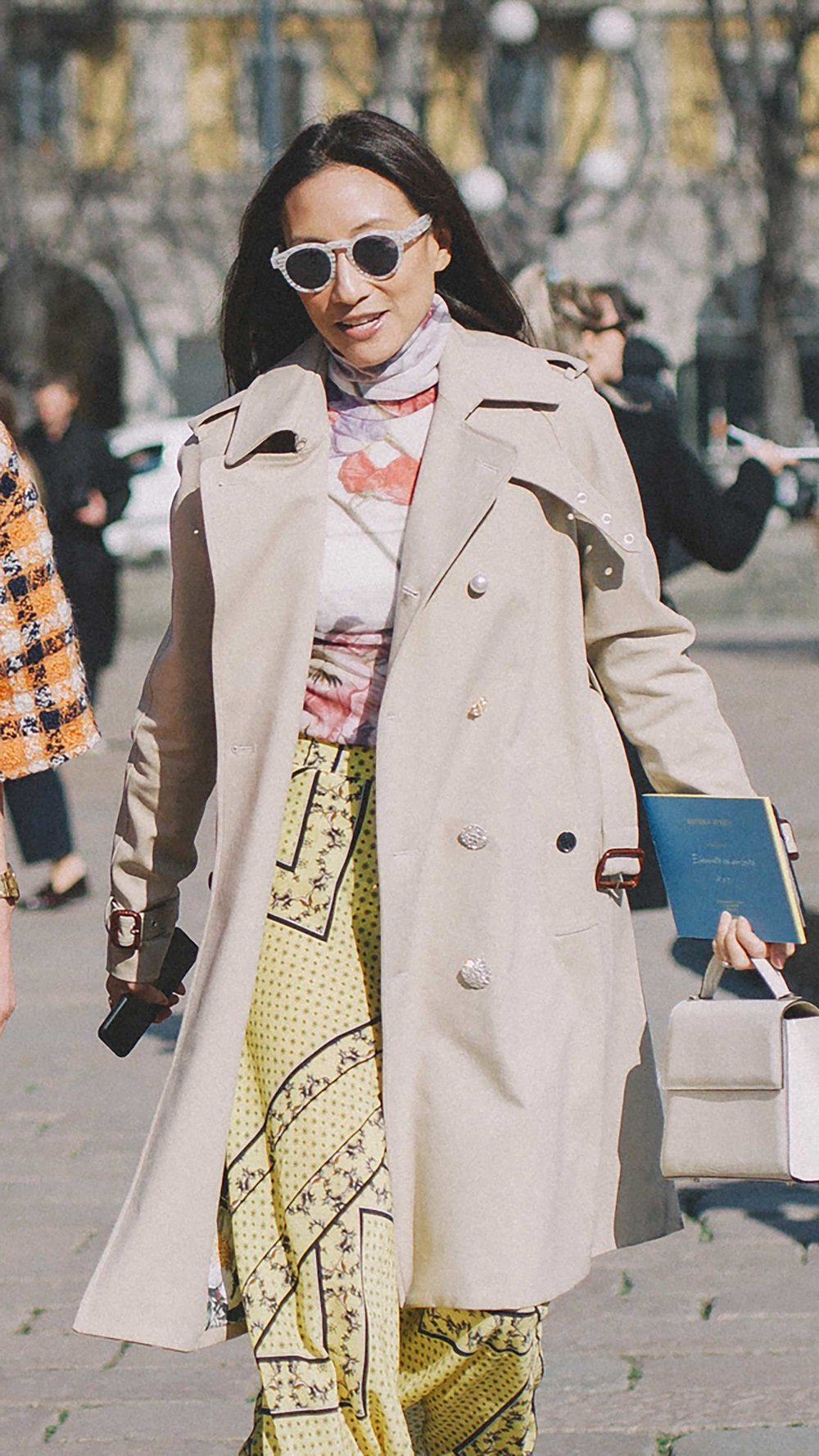 est outfits of Milan Fashion Week street style day two MFW FW19 35.jpg