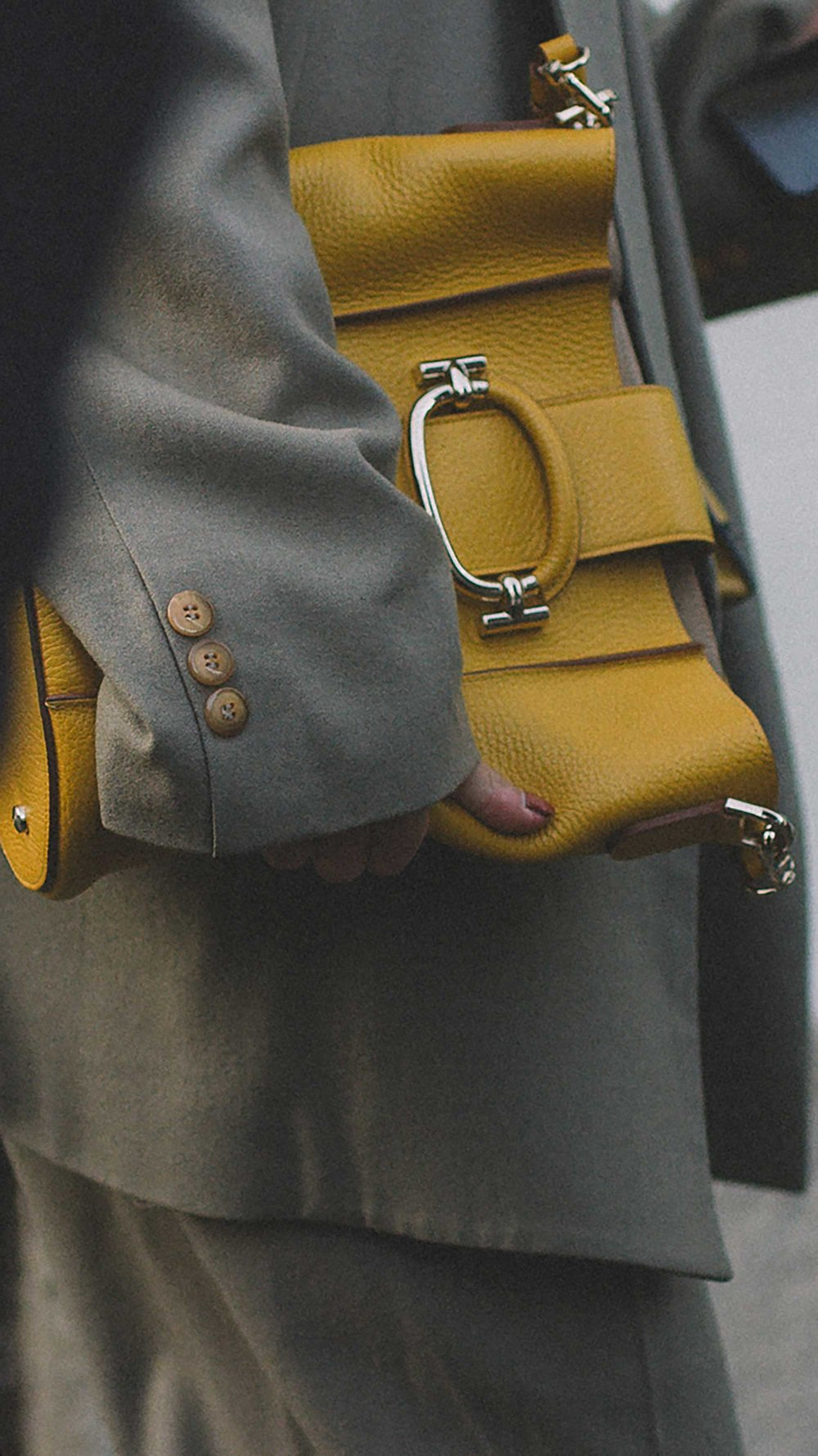 est outfits of Milan Fashion Week street style day two MFW FW19 18.jpg