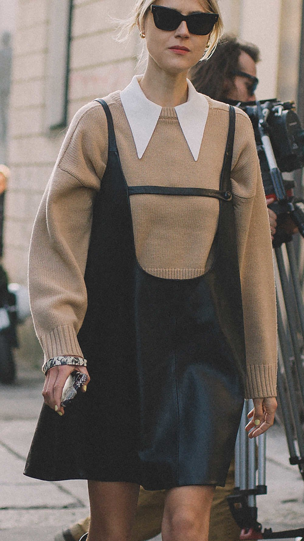 est outfits of Milan Fashion Week street style day two MFW FW19 15.jpg