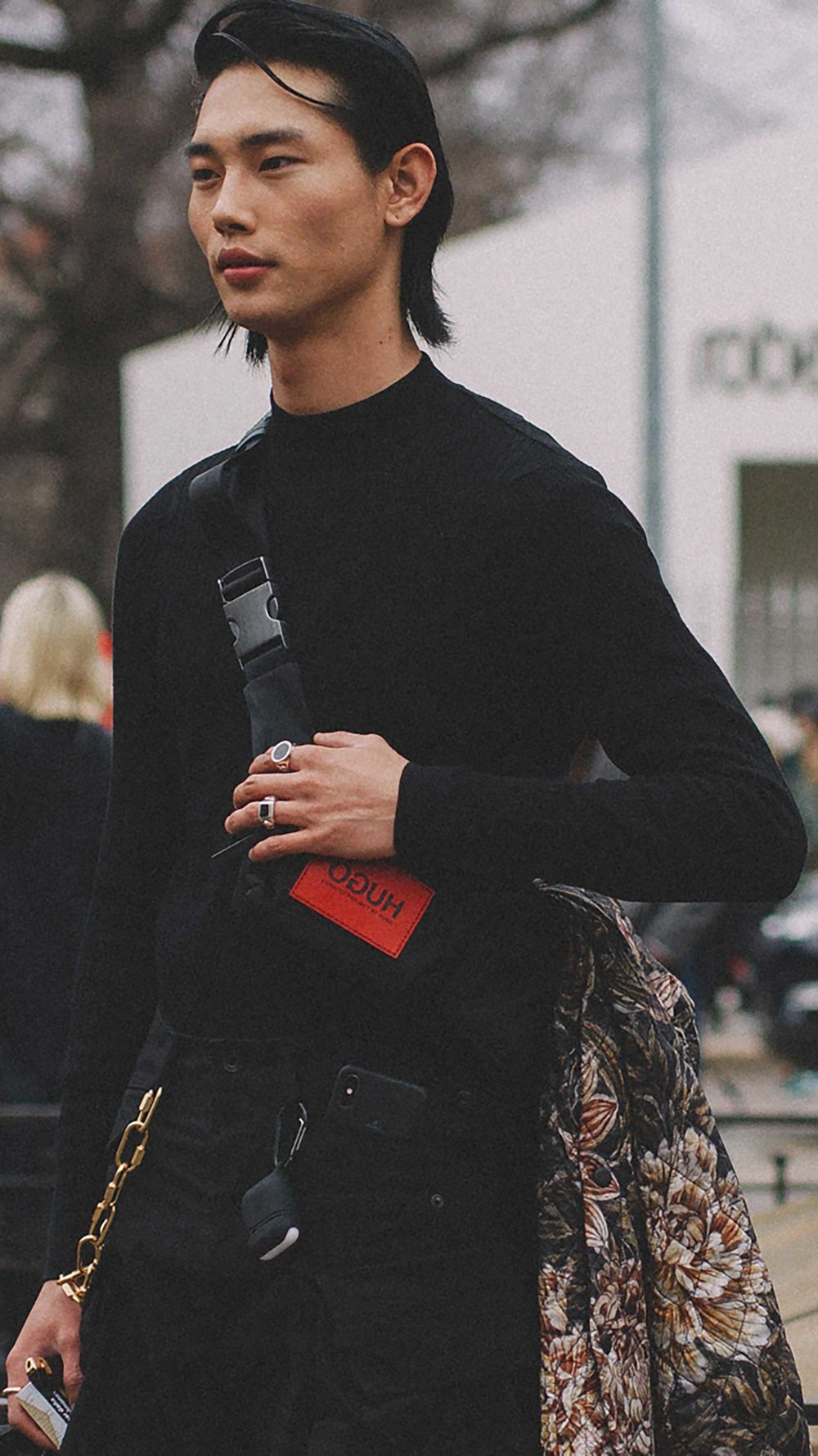 Best outfits of Milan Fashion Week street style day three MFW FW19 - 55.jpg