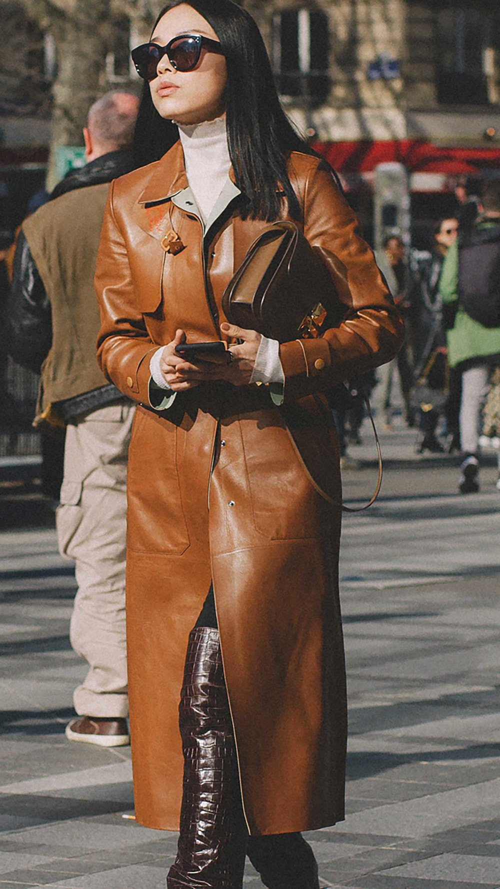 Best outfits of Paris Fashion Week street style day two PFW FW19 - 158.jpg