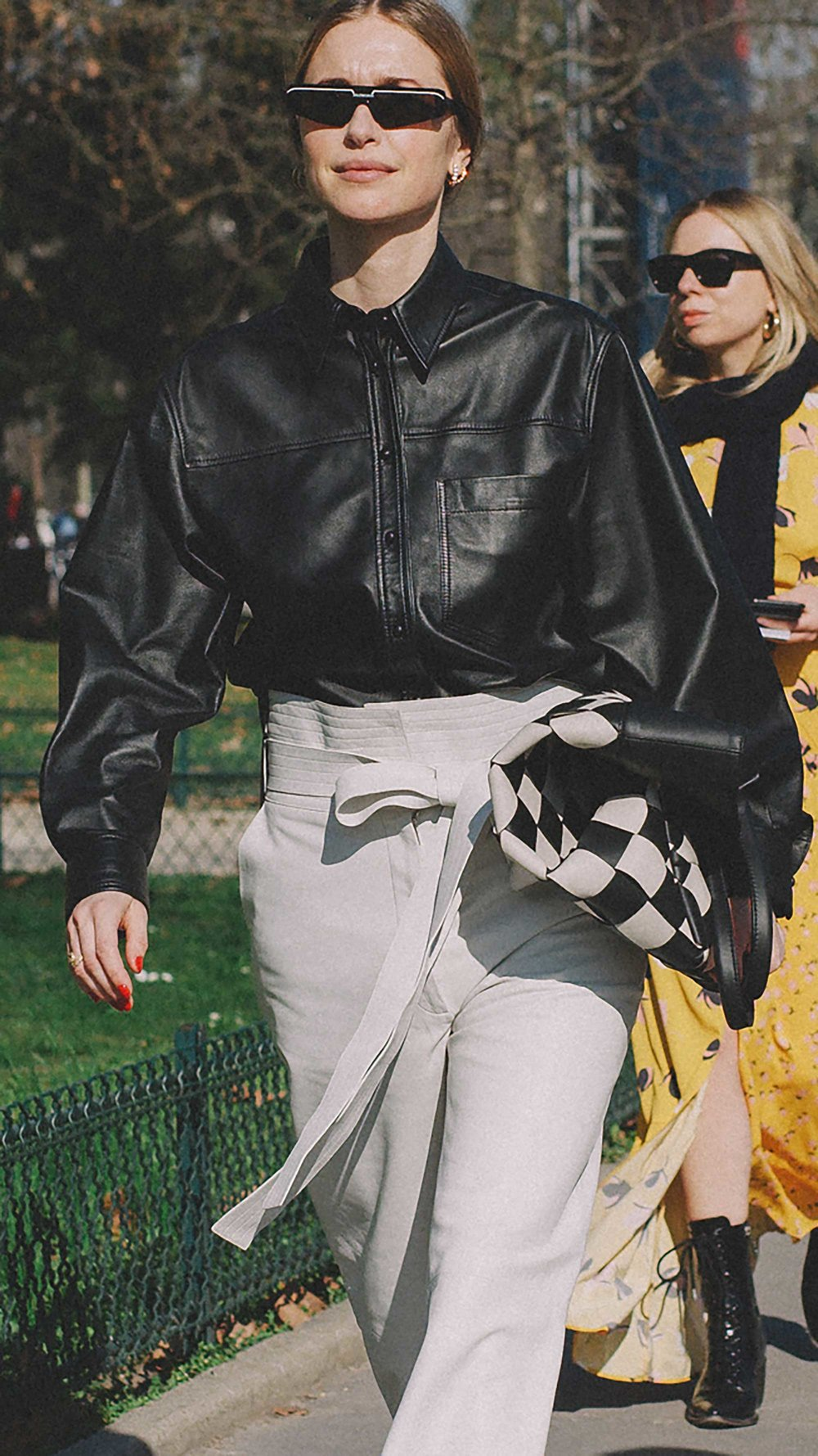Best outfits of Paris Fashion Week street style day two PFW FW19 - 169.jpg