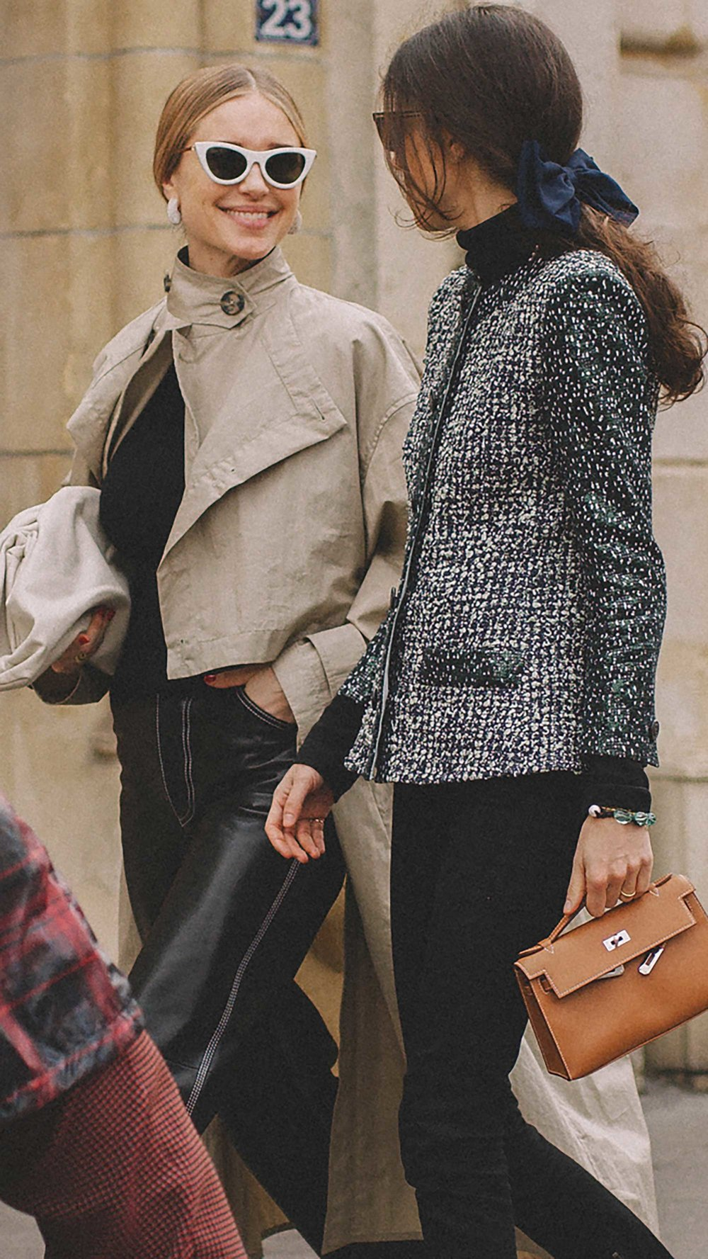 Best outfits of Paris Fashion Week street style day five PFW FW19 - 54.jpg