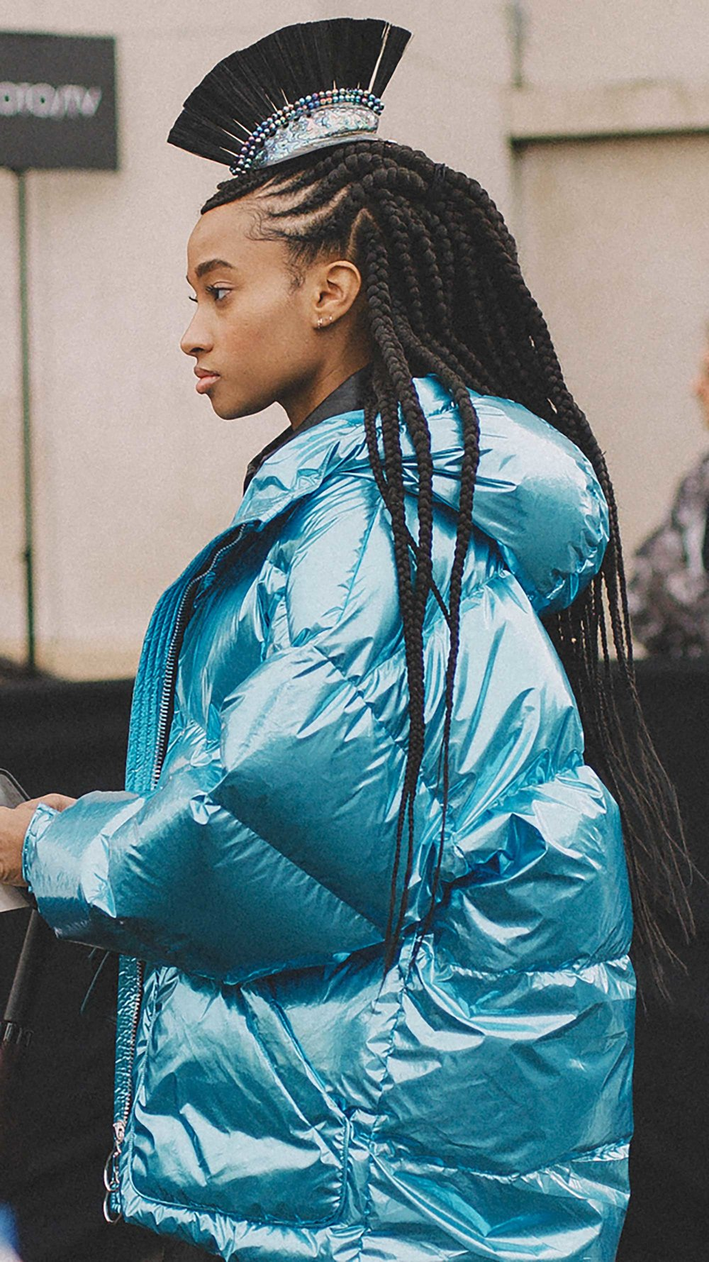 Best outfits of Paris Fashion Week street style day five PFW FW19 - 9.jpg
