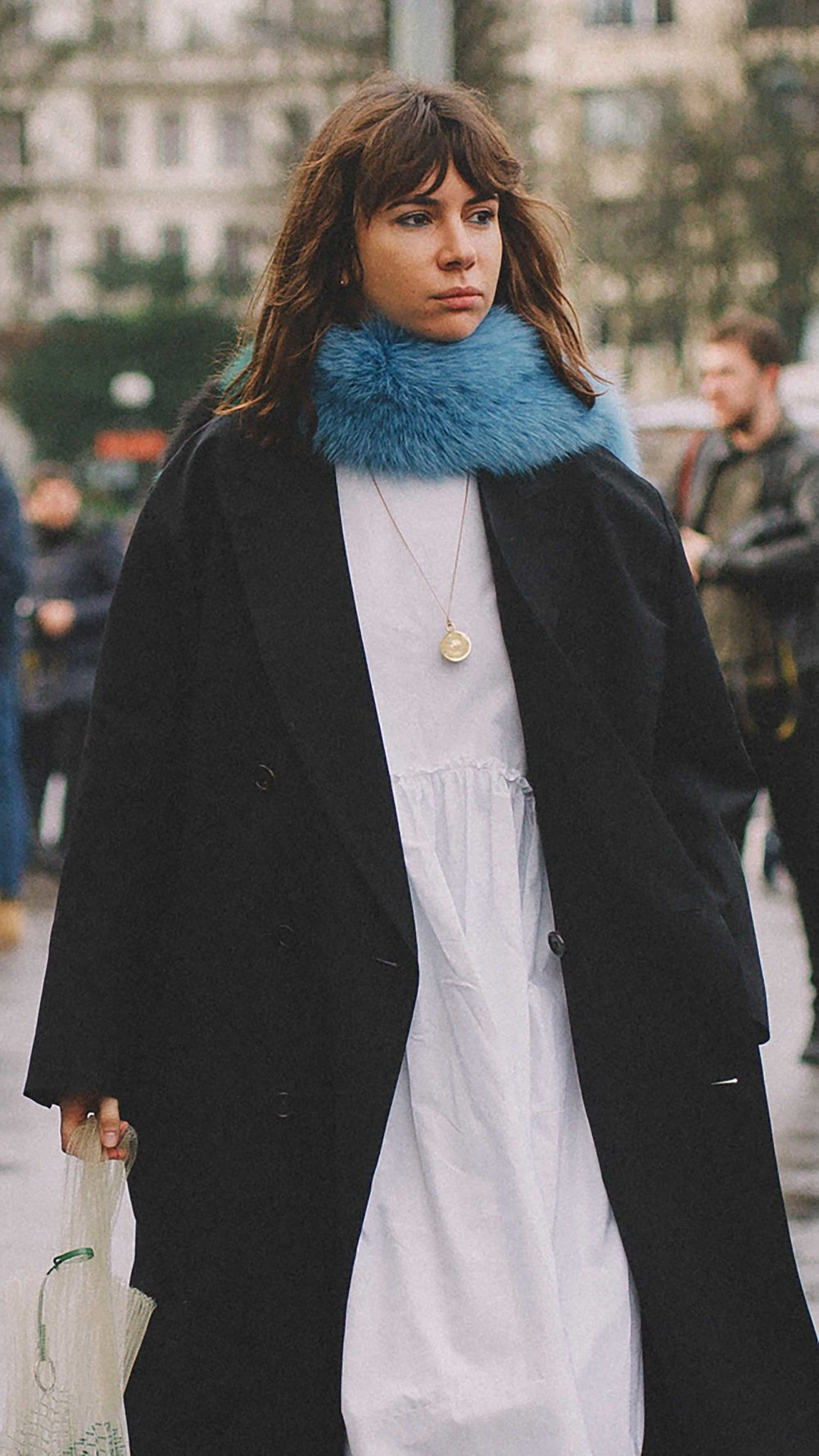 Best outfits of Paris Fashion Week street style day five PFW FW19 - 3.jpg