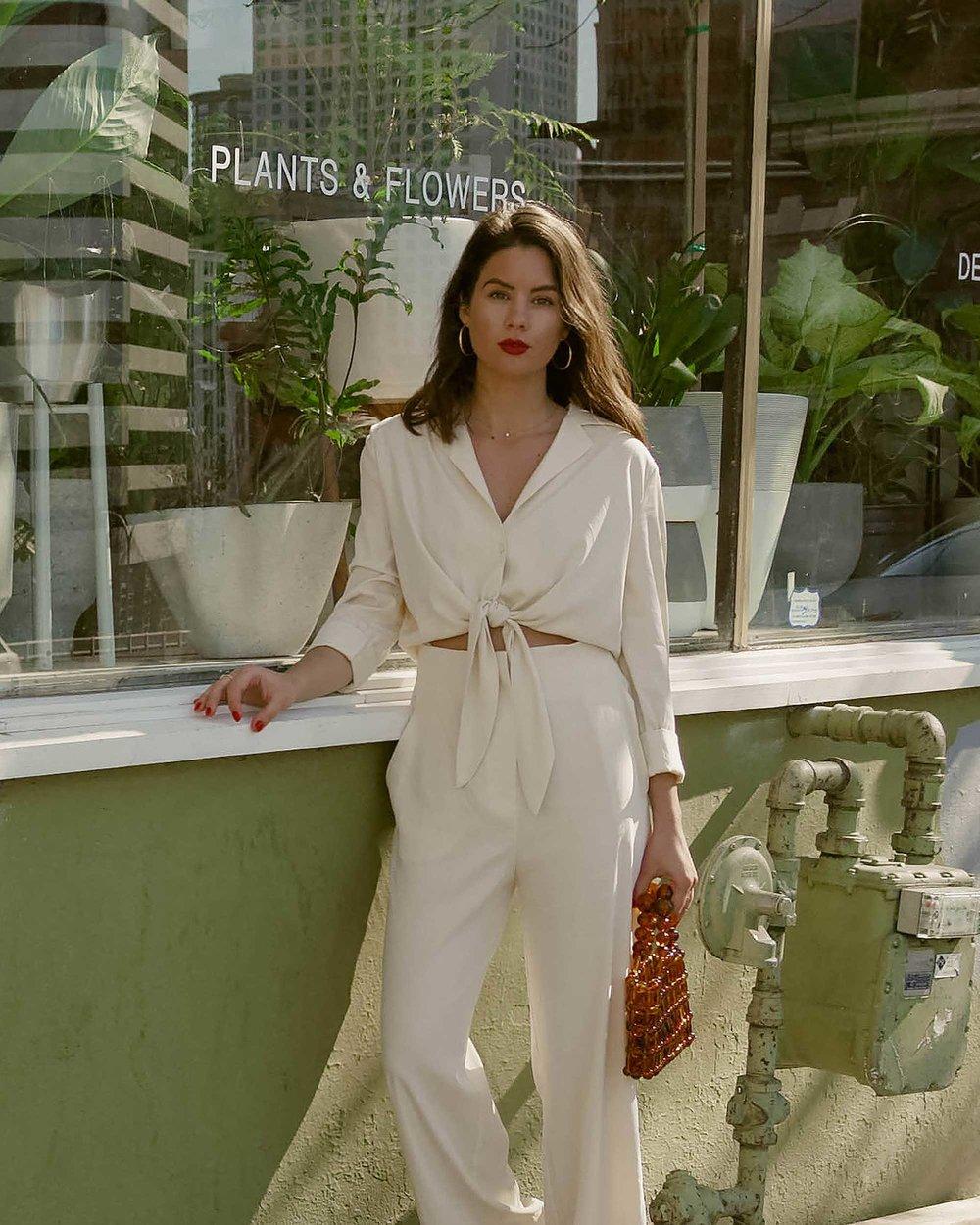Nanushka Long sleeve Tanya Tie-Front Jumpsuit and Cult Gaia Acrylic Cora Clutch-2.jpg