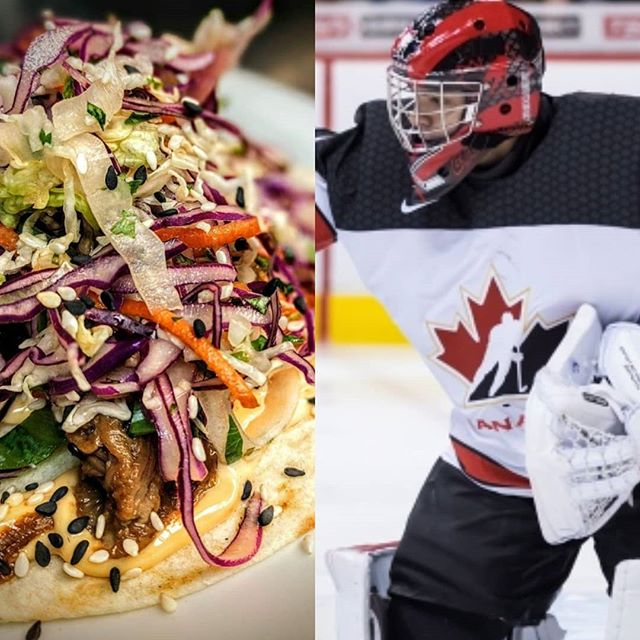Canada vs Finland tonight! 1/2 price Tacos in the bar during the game! www.socialeatery.ca #hockey #tacos #mississauga #meadowvale #canada #worldjuniors #gocanada #tacotime #restaurants #brampton #streetsville