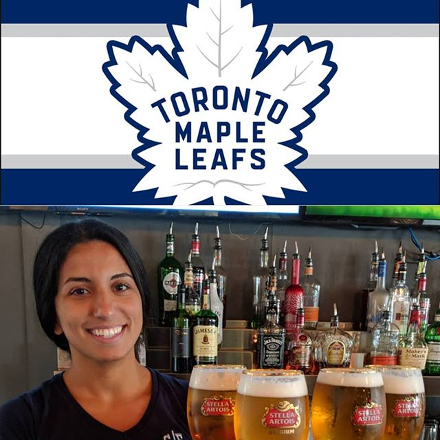 Day Game today! 2pm $7 @stellaartois $7 Cosmos.  #leafs #mississauga #nhl #meadowvale #daygame #hockey #goleafsgo💙 #thursday #beer #cocktails #appetizers #wings #nachos #tacos #holidays #whatshappening #canada #newyear