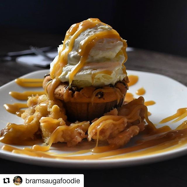 Thanks @bramsaugafoodie. Great picture.  #Repost @bramsaugafoodie (@get_repost) ・・・ Who else walks into a restaurant and goes straight to the dessert menu so they know what they have to look forward to at the end of their meal? Well if you're a fatty like me you've got to enduldge in the world of sweet treats. This one here from @socialeatery hit the spot for me. The presentation was on point until I came through and devoured it. Check out Social Eatery in Meadowvale Town Centre plaza they've got a beautifully laid out restaurant very modern, eye pleasing with a delicious variety of unique dishes. Give them a try today for lunch or dinner . . . . . . . . . . #bramsaugafoodie #mrsocialeats #socialeatsmississauga #saugabites #saugaeats #foodie #foodporn #foodgasm #meadowvale #socialeatery #dessert #sweettooth #cake #eatingfortheinsta #mississauga