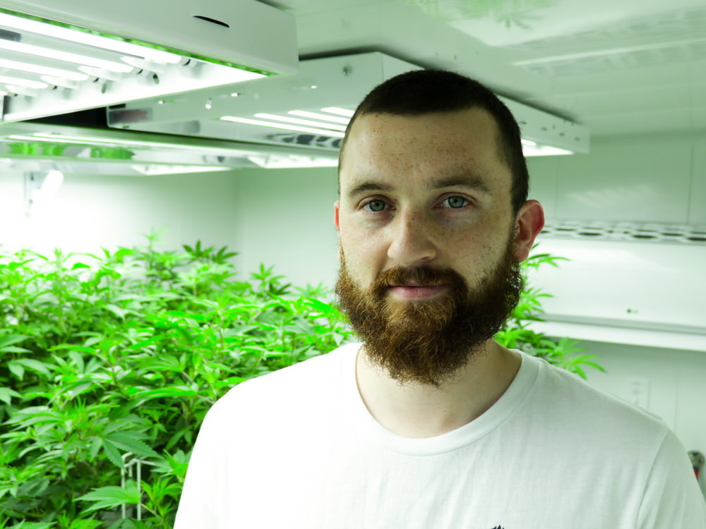 NICK CALDERONE   PLANT OPERATIONS & CO FOUNDER |  concentrate & cultivation specialist