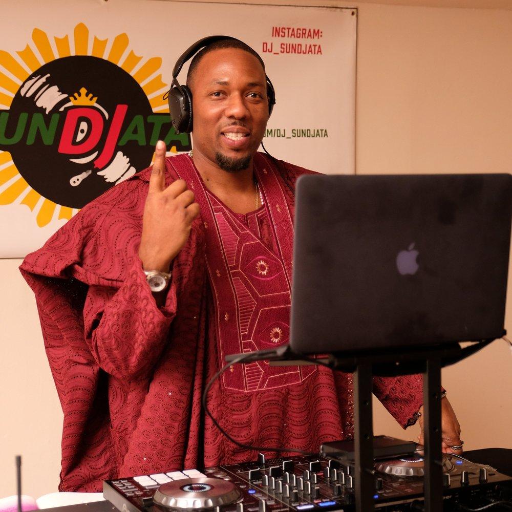 DJ SUNDJATA -