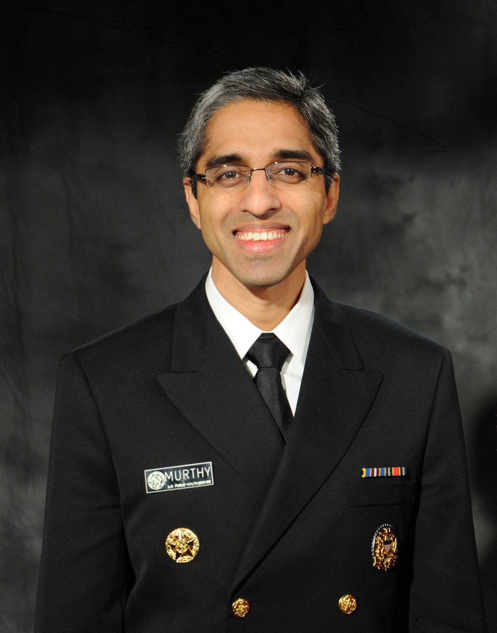 Vice Admiral Vivek  H Murthy, MD, MBA