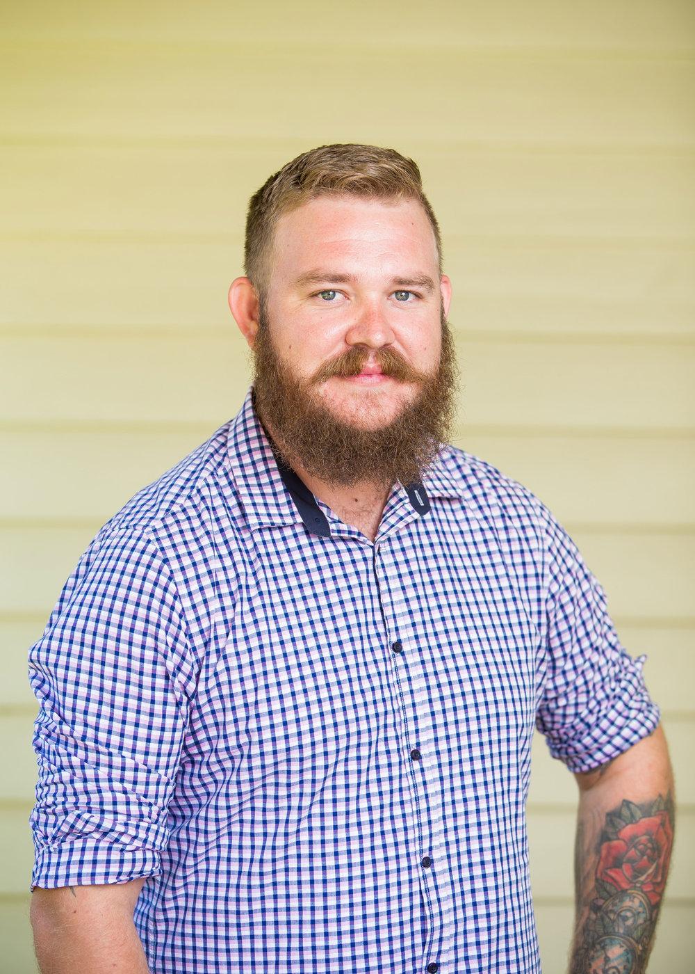 Brendan Schumann - Mental Health Recovery Worker