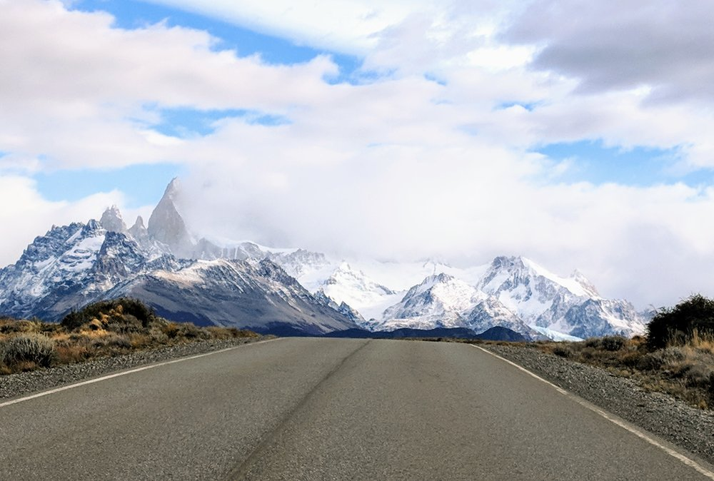 how to get around patagonia taking a bus vs renting a car travel