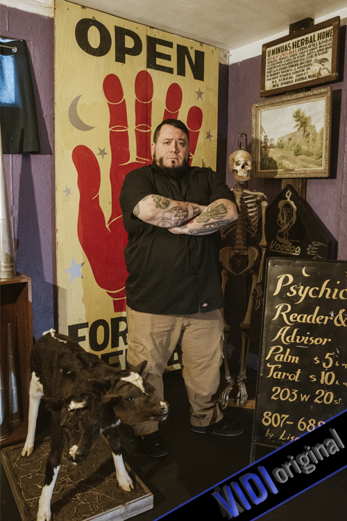The Occult Collector