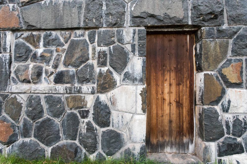 gooseberry door - two harbors, minnesota
