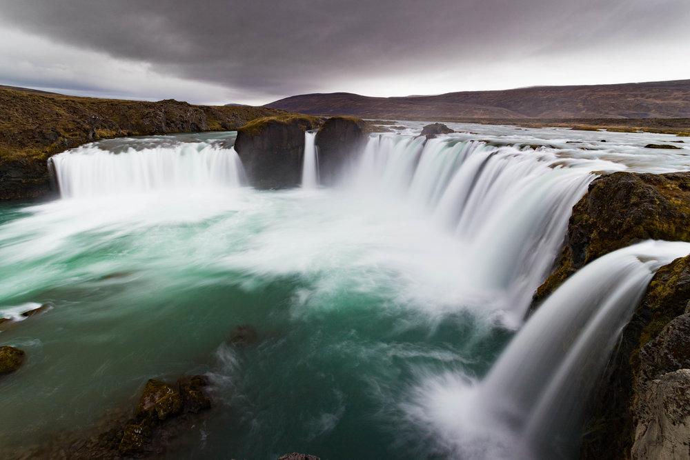 goðafoss - bárðardalur