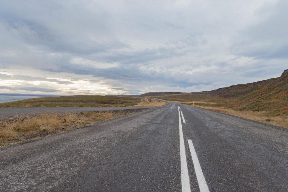 icelandic road #2 - norðurþing