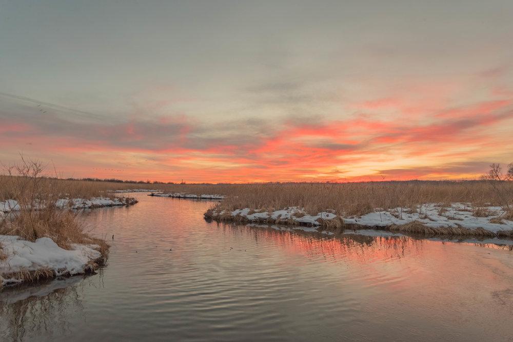 february 16, 2018  minnesota river - eagan, minnesota