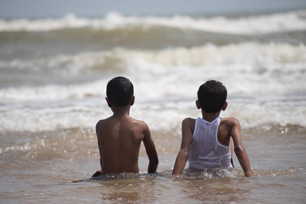 beach relaxation - puri, india   from US$15