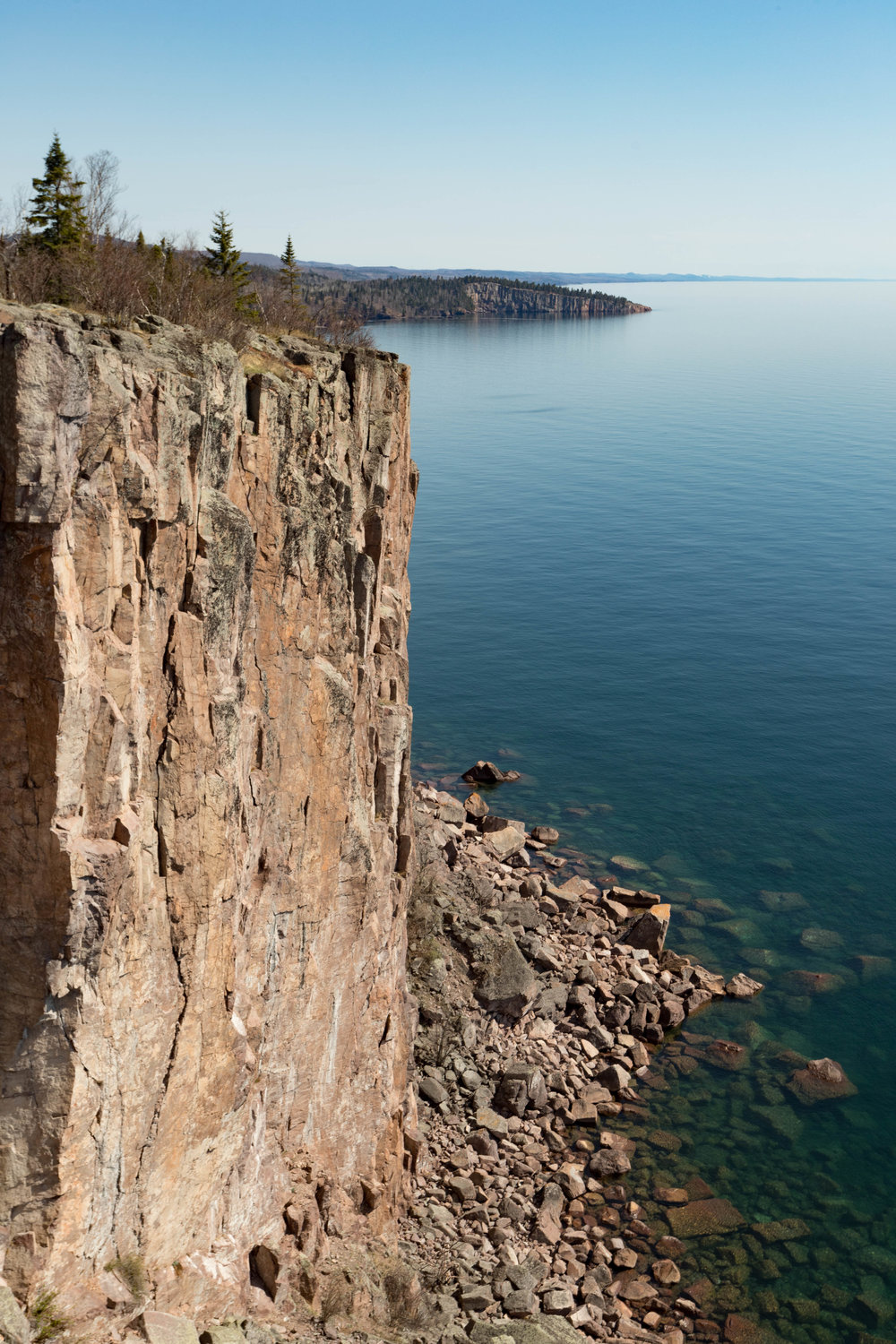 palisade head - silver bay, minnesota   from US$15