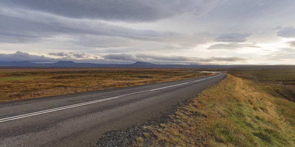 icelandic road #3 - norðurþing