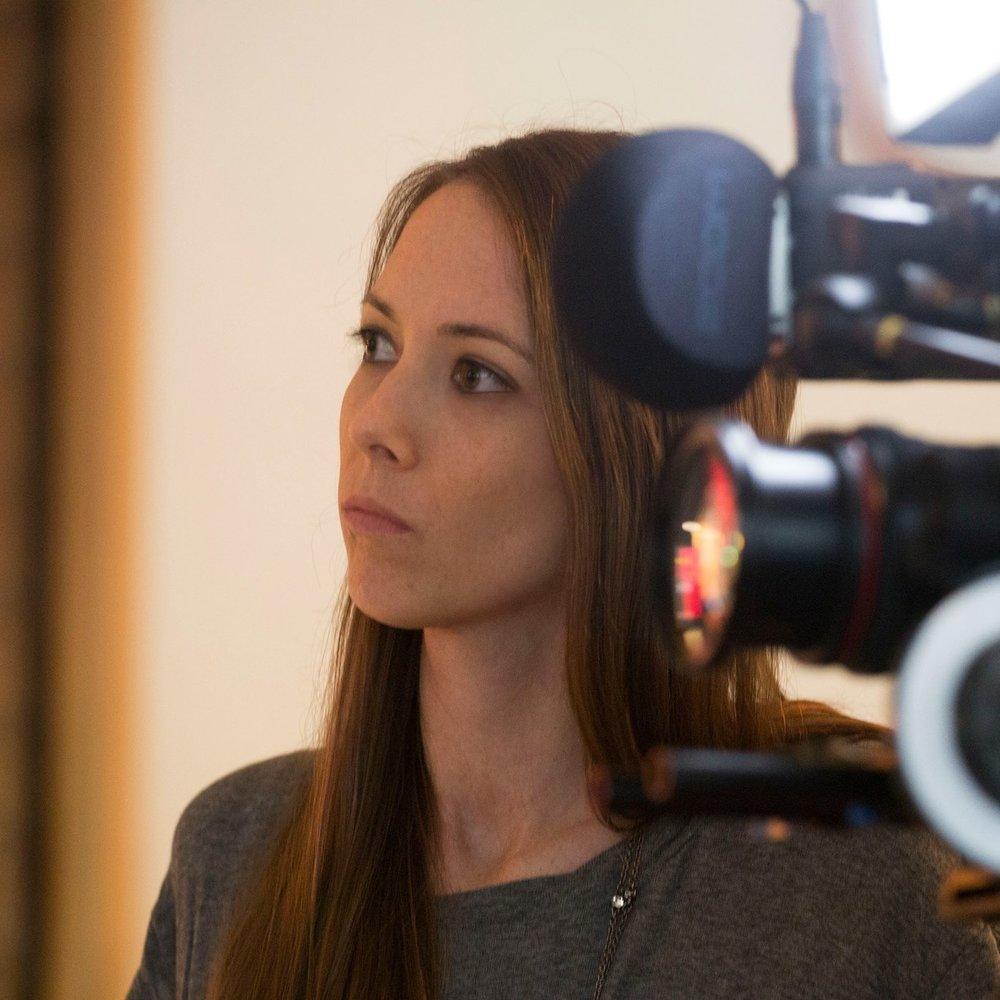 Filmmaker Meryl Goldsmith on set.jpg