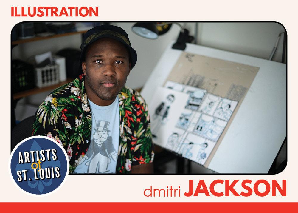 Dmitri Jackson