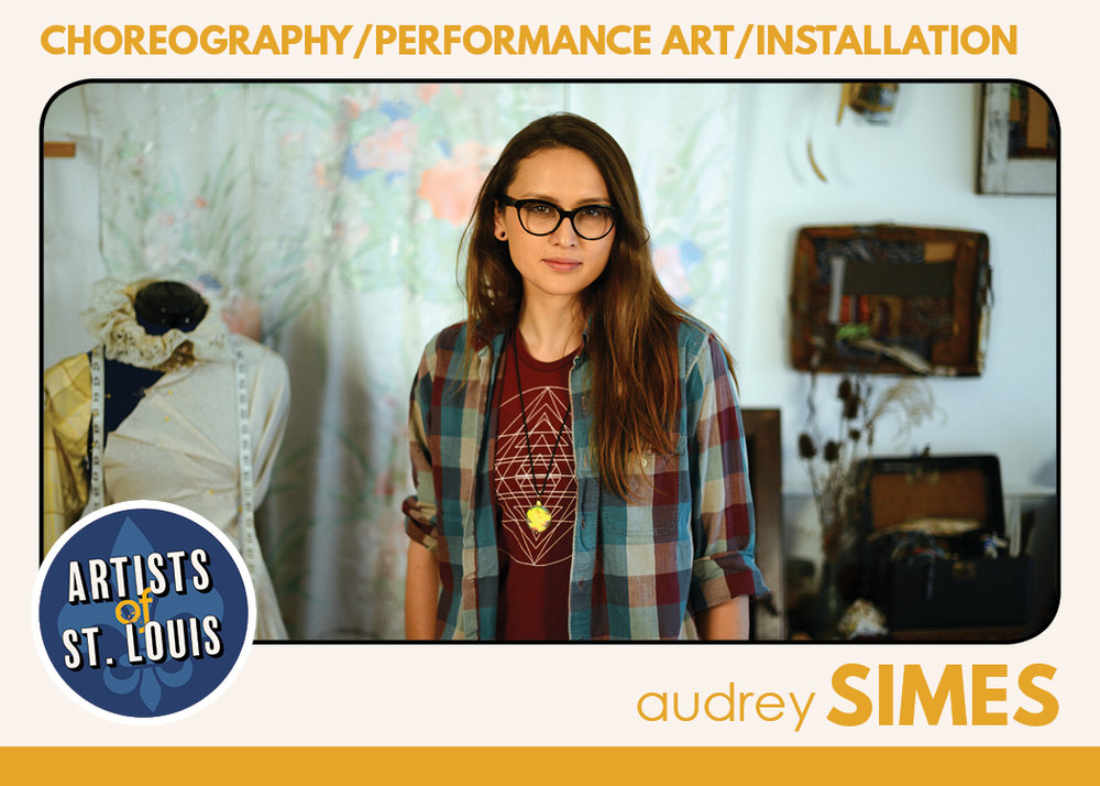Audrey Simes