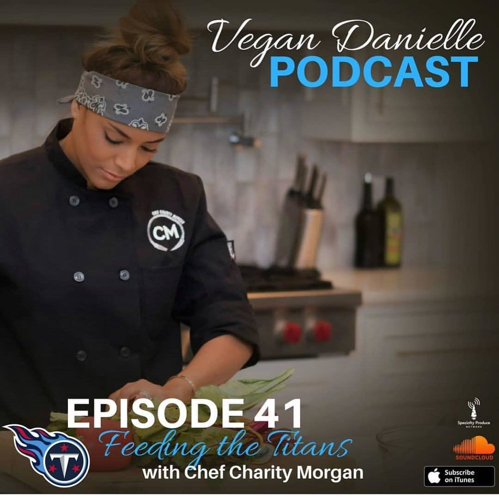 b53d994d9057 I talk about how Derrick and started our vegan journey and how my cooking  has transformed the way a lot of the players eat!