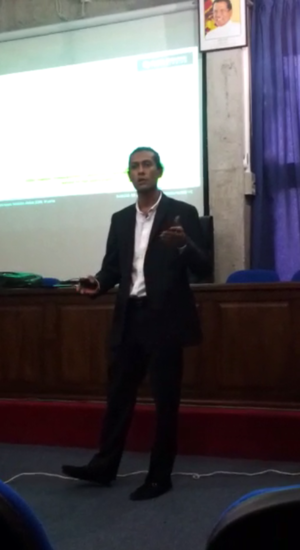 RS Mines presents to te Geological Survey and Mines Bureau, Sri Lanka (GSMB)