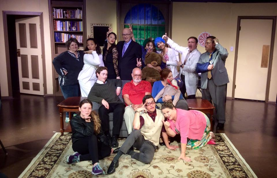 The Curious Savage-Roadrunner Theatre