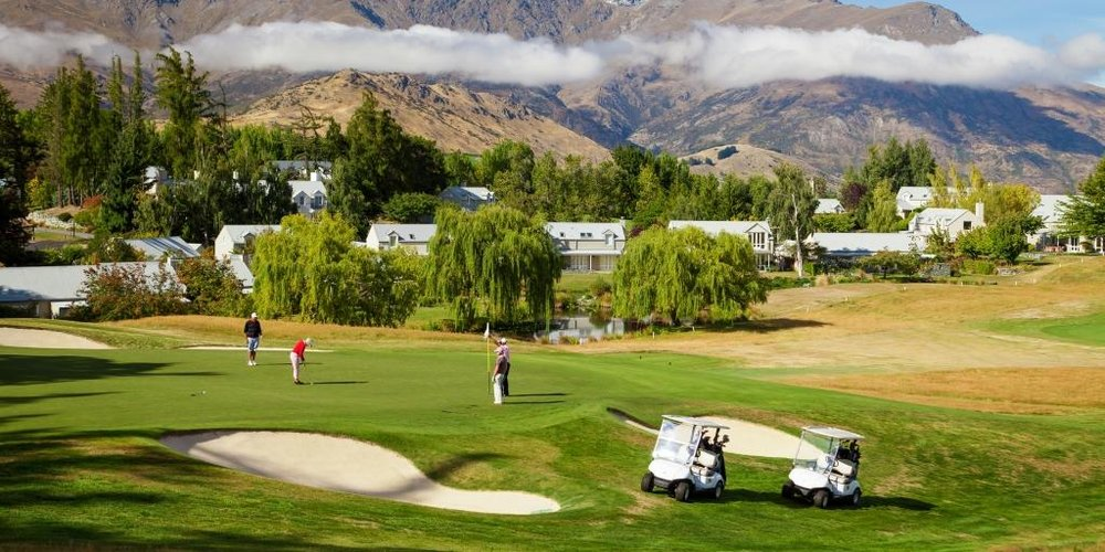 Millbook resort, queenstown