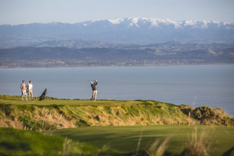 New Zealand, golf destination of the year