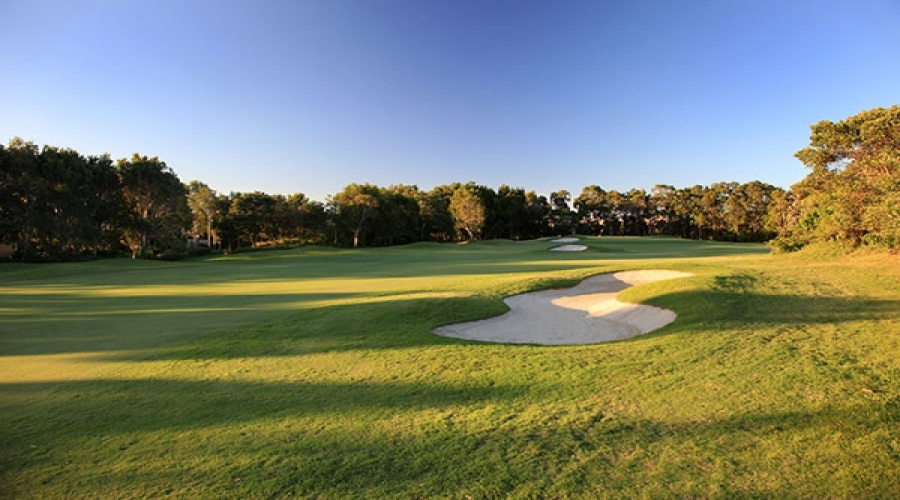 TWIN WATERS GOLF CLUB, SUNSHINE COAST, AUSTRALIA