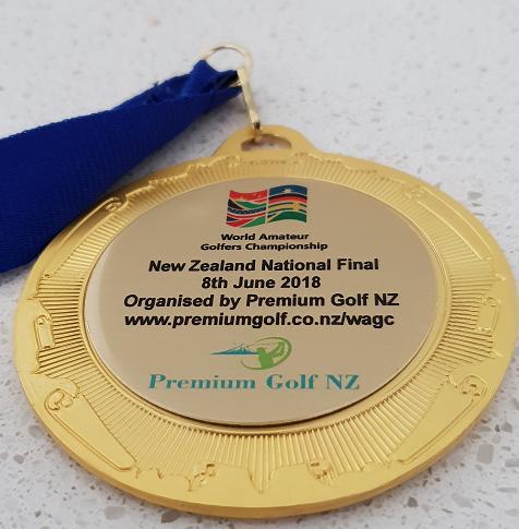 2018 Division winner medal