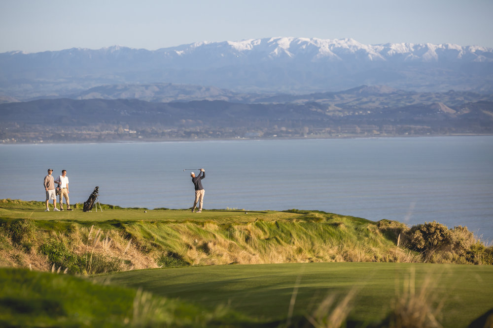 Experience Cape Kidnappers, a top 25 world golf course!