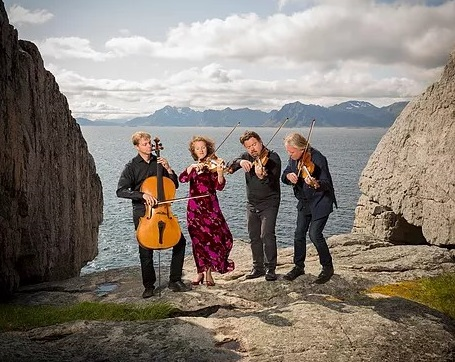 ENGEGÅRD QUARTET              String Quartet