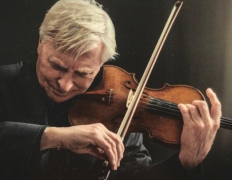 ARVE TELLEFSEN                 Violin